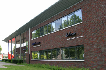 Artica business premises Rosmalen