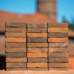 Rosta Licht Middenbruin Gesinterd handvorm waalformaat bricks